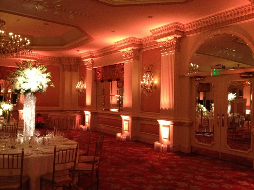 Uplighting Services Professional Wedding Dj Event Emcee