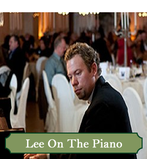 Lee On The Piano
